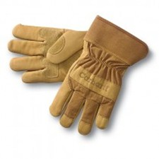 Lined Leather Palm Glove - Grain Cowhide