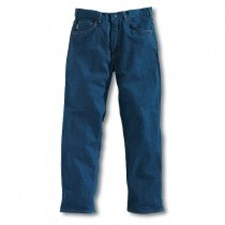 Flame-Resistant Relaxed Fit Denim Jean