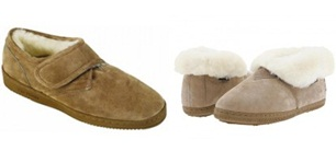 Buy Old Friend Bootee Slippers online from WB Woolen Mills