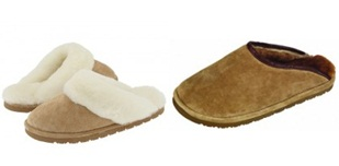 Buy Old Friend Scuff Slippers online from WB Woolen Mills
