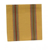 Spice Stripe - Dijon Dishcloth